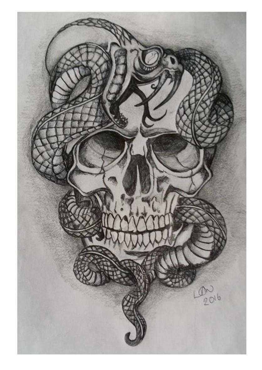commission skull