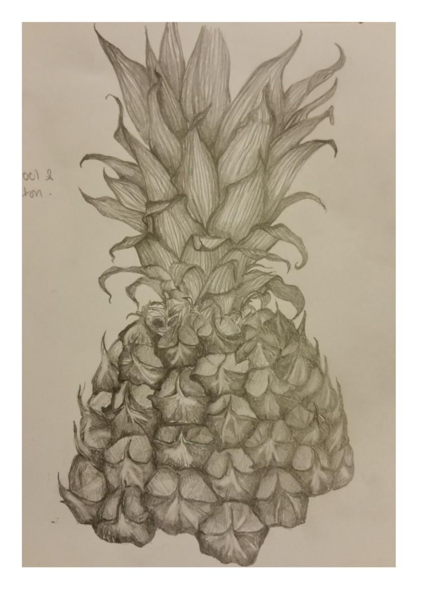 monday pineapple