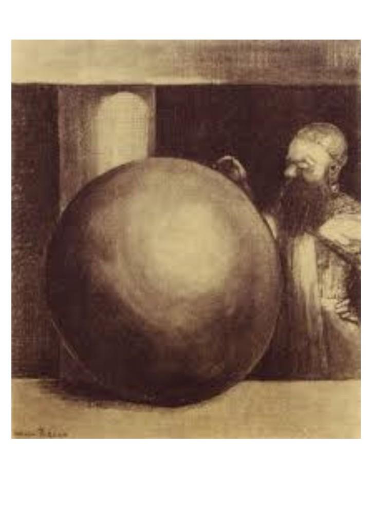 Odilon Redon - Exhibition in 1882 1