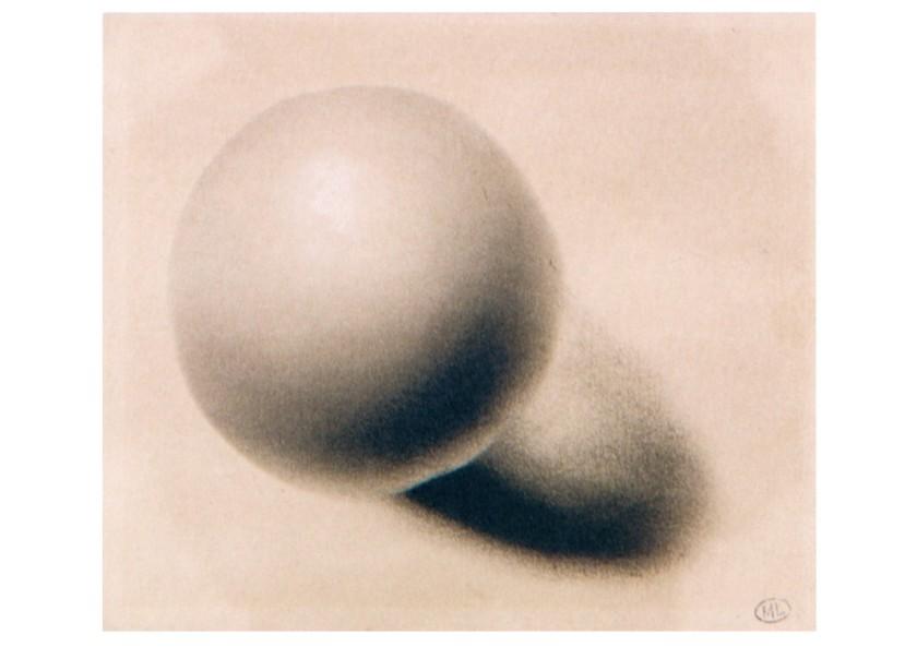 Odilon Redon - Sphere